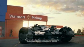 Walmart Grocery Pickup TV Spot, 'Famous Cars: Batmobile' [Spanish] - Thumbnail 5