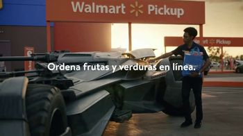 Walmart Grocery Pickup TV Spot, 'Famous Cars: Batmobile' [Spanish] - Thumbnail 6