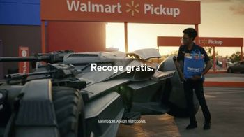 Walmart Grocery Pickup TV Spot, 'Famous Cars: Batmobile' [Spanish] - Thumbnail 7