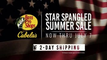 Bass Pro Shops Star Spangled Summer Sale TV Spot, 'Yard Spools and Shorts' - Thumbnail 7