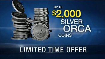 Lear Capital 2-Ounce Silver Orca Coins TV Spot, 'Shield Your Savings' - Thumbnail 1