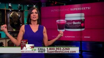 SuperBeets TV Spot, 'For a Boost' Featuring Dana Loesch