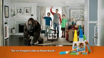 Gorilla Glue Super Glue TV Spot, 'Roughhousing: Precise Gel' - Thumbnail 9