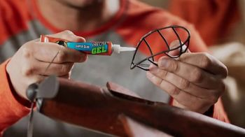 Gorilla Glue Super Glue TV Spot, 'Roughhousing: Precise Gel' - Thumbnail 8
