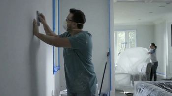 Lowe's TV Spot, 'Step One to Step Done: Valspar Paint + Primer' - Thumbnail 1