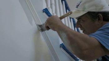 Lowe's TV Spot, 'Step One to Step Done: Valspar Paint + Primer' - Thumbnail 2