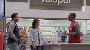 Lowe's TV Spot, 'Step One to Step Done: Valspar Paint + Primer' - Thumbnail 4