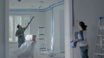 Lowe's TV Spot, 'Step One to Step Done: Valspar Paint + Primer' - Thumbnail 5
