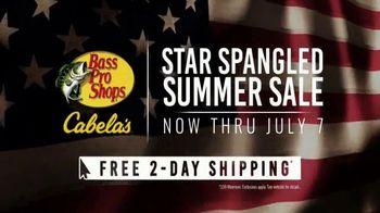Bass Pro Shops Star Spangled Summer Sale TV Spot, 'T-Shirts and Cooler' - Thumbnail 8