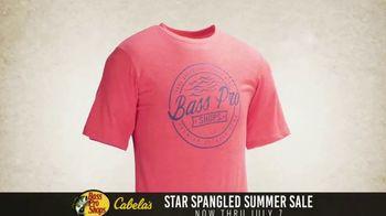 Bass Pro Shops Star Spangled Summer Sale TV Spot, 'T-Shirts and Cooler' - Thumbnail 5