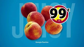 Winn-Dixie TV Spot, 'Ultimate Summer: Peaches, Grapes and Chips'
