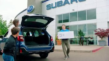 Subaru Loves to Care TV Spot, 'TLC Channel: A Big Difference' [T1] - Thumbnail 2