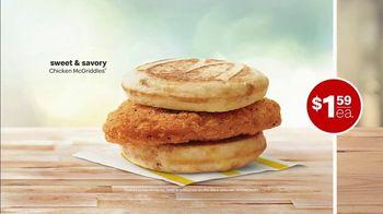 McDonald's TV Spot, 'Construction Stop: Chicken McGriddles' - Thumbnail 7