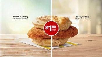 McDonald's TV Spot, 'Construction Stop: Chicken McGriddles' - Thumbnail 8