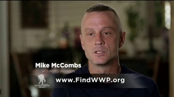 Wounded Warrior Project TV Spot, \'PTSD: Mike and Angie\'