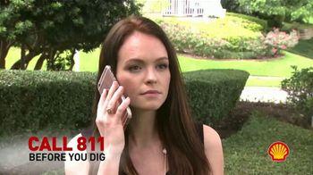 Shell TV Spot, 'Call Before You Dig' - Thumbnail 4
