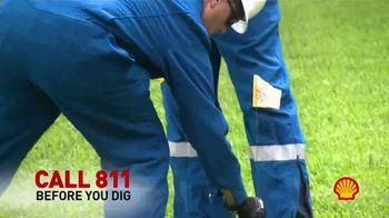 Shell TV Spot, 'Call Before You Dig' - Thumbnail 6