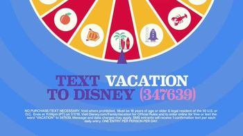 Toy Story 4 Family Vacation Sweepstakes TV Spot, 'Pack Your Bags' - Thumbnail 9