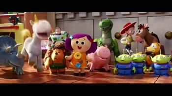Toy Story 4 Family Vacation Sweepstakes TV Spot, 'Pack Your Bags' - Thumbnail 2