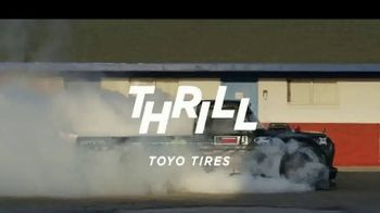 Toyo Tires TV Spot, 'Gymkhana Ten' Featuring Ken Block - Thumbnail 1
