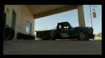 Toyo Tires TV Spot, 'Gymkhana Ten' Featuring Ken Block - 10 commercial airings