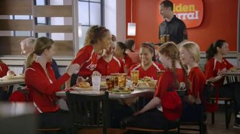Golden Corral TV Spot, 'Something for Everyone on the Team'