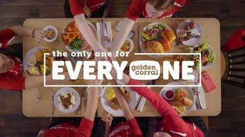 Golden Corral TV Spot, 'Something for Everyone on the Team' - Thumbnail 9