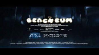 DIRECTV Cinema TV Spot, 'The Beach Bum' - Thumbnail 10