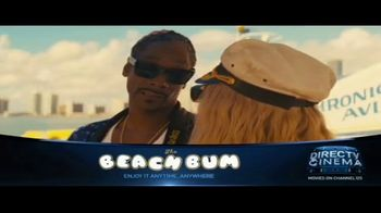 DIRECTV Cinema TV Spot, 'The Beach Bum' - Thumbnail 4