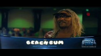 DIRECTV Cinema TV Spot, 'The Beach Bum'