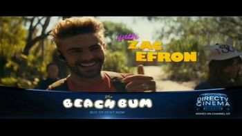 DIRECTV Cinema TV Spot, 'The Beach Bum' - Thumbnail 6