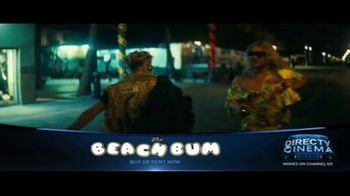 DIRECTV Cinema TV Spot, 'The Beach Bum' - Thumbnail 7