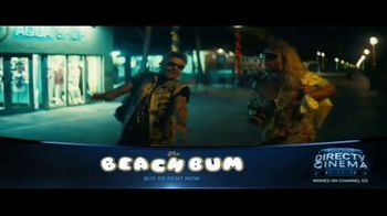 DIRECTV Cinema TV Spot, 'The Beach Bum' - Thumbnail 8