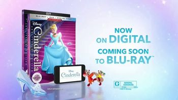 Cinderella Home Entertainment TV Spot - Thumbnail 8
