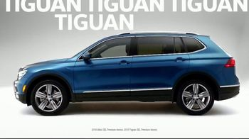 2019 Volkswagen Tiguan TV Spot, 'A Lot to Smile About: Standard Features' Song by NVDES [T2] - Thumbnail 2