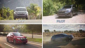 Honda TV Spot, 'Relied on SUVs' [T2] - Thumbnail 2