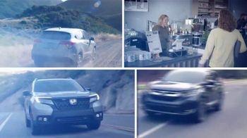 Honda TV Spot, 'Relied on SUVs' [T2] - Thumbnail 7