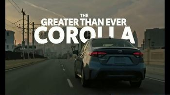 Toyota Corolla TV Spot, 'Greater Than Ever: Overwatch' Featuring Malik Forté [T1] - Thumbnail 10