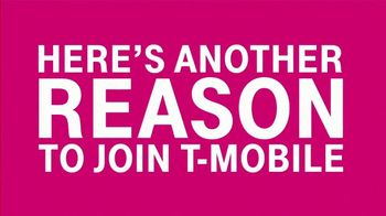 T-Mobile TV Spot, 'Another Reason: Data and Text' - Thumbnail 1