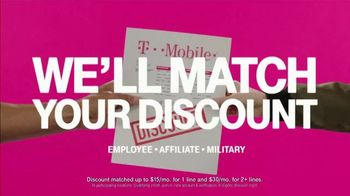 T-Mobile TV Spot, 'Another Reason: Data and Text' - Thumbnail 5