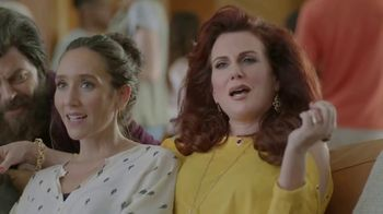 Sling TV Spot, 'First Timers: Easy: First Month' Featuring Nick Offerman, Megan Mullally - Thumbnail 4