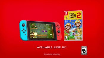 Super Mario Maker 2 TV Spot, 'Level of Your Dreams' - Thumbnail 10