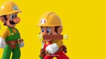 Super Mario Maker 2 TV Spot, 'Level of Your Dreams' - Thumbnail 3
