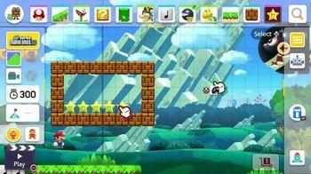 Super Mario Maker 2 TV Spot, 'Level of Your Dreams' - Thumbnail 7