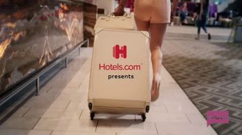 Hotels.com TV Spot, 'Bravo: The Like War' Featuring Kyle Richards - Thumbnail 1