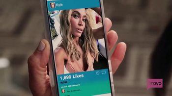 Hotels.com TV Spot, 'Bravo: The Like War' Featuring Kyle Richards - Thumbnail 4