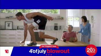 Overstock.com 4th of July Blowout TV Spot, 'Table Runner' - Thumbnail 3