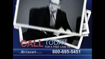 The Driscoll Firm TV Spot, 'Ovarian Cancer Verdict' - Thumbnail 6