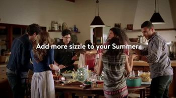 Walmart  Grocery App TV Spot, 'Add More Sizzle to Your Summer' Song by Bomba Estéreo - Thumbnail 10