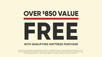 Mattress Firm 4th of July Sale TV Spot, 'Free, Free, Free Event' - Thumbnail 6